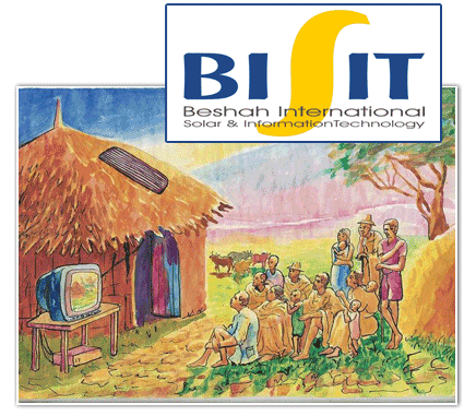 BISIT solar energy for rural areas